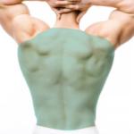 лазерная эпиляция мужчин - спина полностью