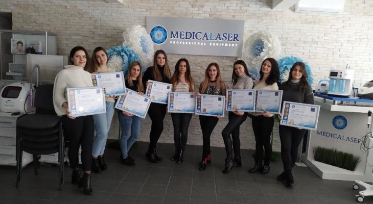 салон лазерной эпиляции повышает квалификацию сотрудников