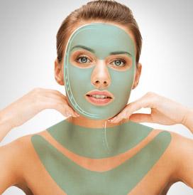 фототерапия шеи, декольте и лица